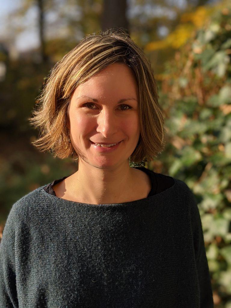 Einzelcoaching Foto Katja Hinz in der Sonne