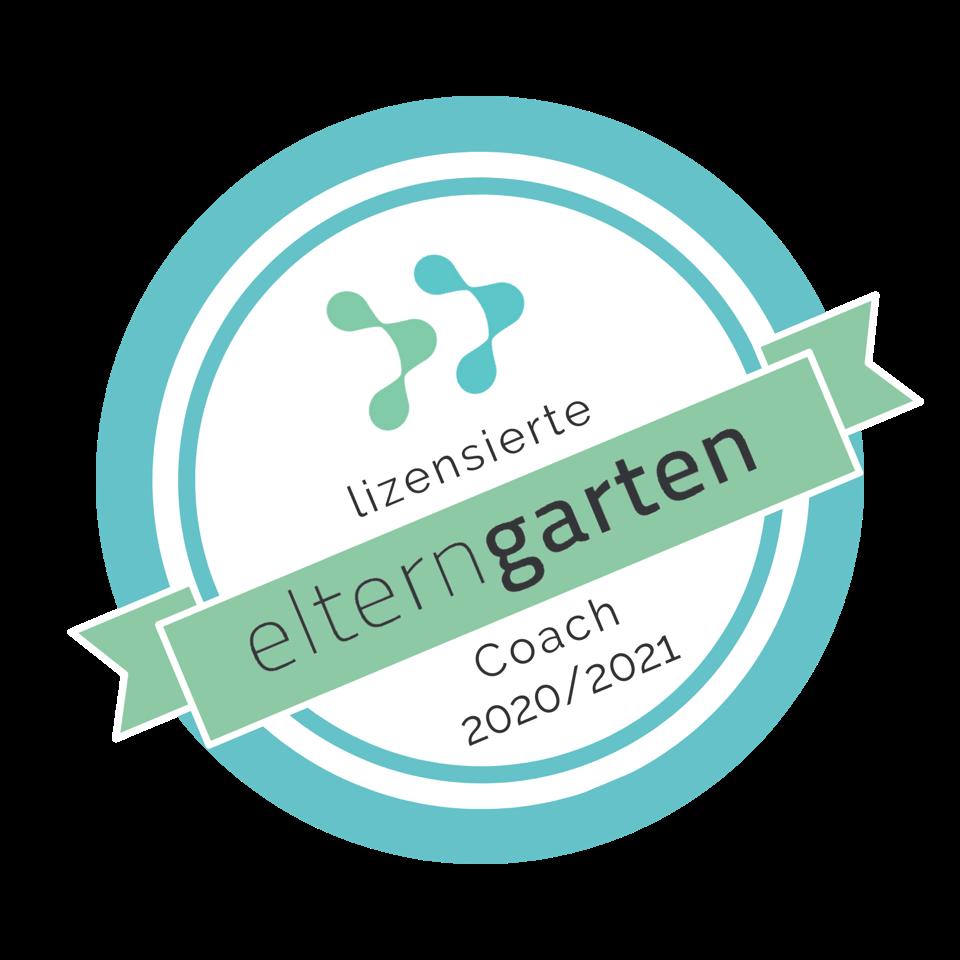 Siegel elterngarten, Gruppencoaching-Anbieter